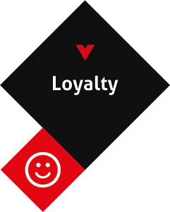 Valdiz' Loyalty Programme